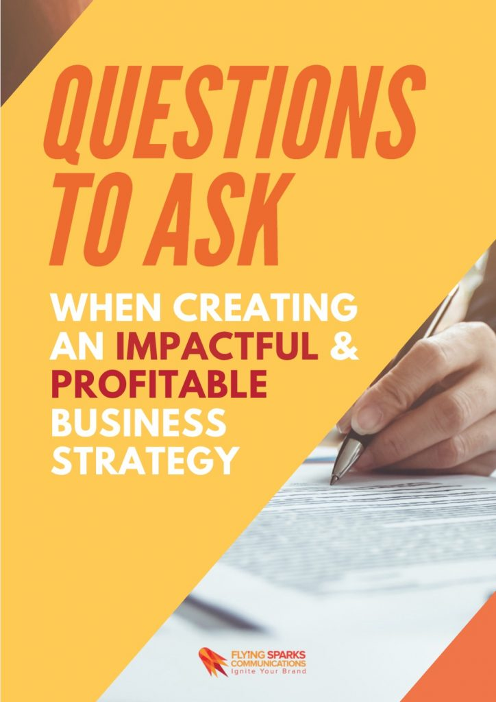 Questions to Ask to Create Strategy